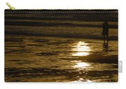 Fine Art- Waves Carry-all Pouch