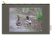 Fine Feathered Friends Carry-all Pouch