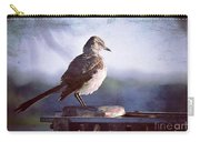 Fine Feathers Carry-all Pouch