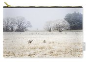Fingal Winter Farmyard Carry-all Pouch