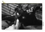 Finger Kiss Cat Carry-all Pouch