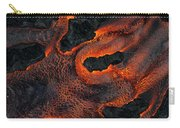 Fingers Of Lava Carry-all Pouch