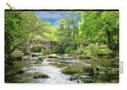 Fingle Bridge - P4a16007 Carry-all Pouch
