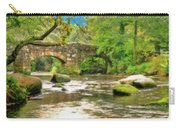 Fingle Bridge - P4a16013 Carry-all Pouch