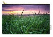 Finn Line Grass Carry-all Pouch