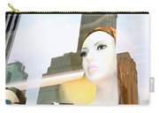 Fiona On 58th St Carry-all Pouch