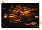Fire Abstract  Carry-all Pouch
