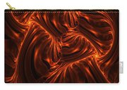 Fire Abstraction Carry-all Pouch