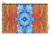 Fire And Ice - Digital 2 Carry-all Pouch