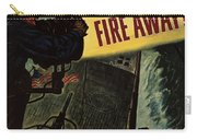 Fire Away Carry-all Pouch by War Is Hell Store