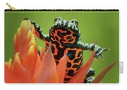 Fire-bellied Toad Carry-all Pouch