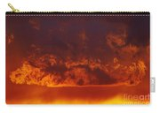 Fire Clouds Carry-all Pouch by Michal Boubin