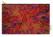 Fire Crystals Carry-all Pouch