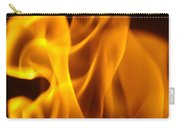 Fire Desires Art Fiery Hot New York Autumn Warmth Baslee Troutman Carry-all Pouch