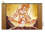 Fire Elemental Carry-all Pouch