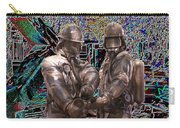 Fire Fighters Memorial Seattle Carry-all Pouch