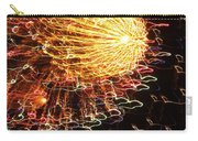 Fire Flower Carry-all Pouch by Karen Wiles