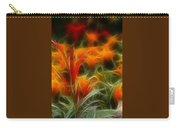 Fire Flowers 5227 Carry-all Pouch