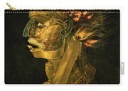 Fire Carry-all Pouch by Giuseppe Arcimboldo