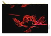 Fire In Abstract Carry-all Pouch