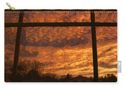Fire In The Sky 2 Carry-all Pouch