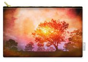 Fire In The Trees Carry-all Pouch