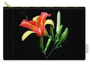 Fire Lily 2 Carry-all Pouch