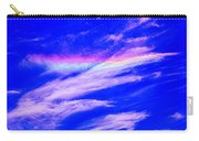 Fire Rainbow Carry-all Pouch