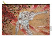 Fire- The Power Of Love Carry-all Pouch