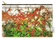 Fire Thorn - Pyracantha Carry-all Pouch