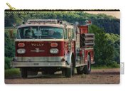 Fire Truck  Engine 13 Village Of Tully New York Pa Carry-all Pouch