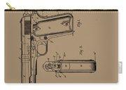 Firearm Handgun Carry-all Pouch