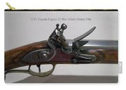 Firearms 1792 Virginia Legion Of The United States Rifle Carry-all Pouch
