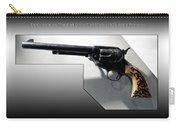 Firearms Tv Gunsmoke Marshall Dillon Colt Model 1873 Army Revolver Carry-all Pouch