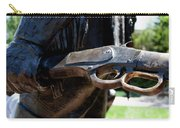 Firearms William Cody Statue Cody Wyoming Carry-all Pouch
