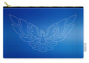 Firebird Blueprint Carry-all Pouch