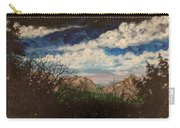 Fireflies At Dusk Carry-all Pouch