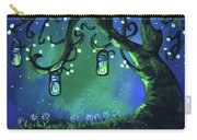 Fireflies Carry-all Pouch