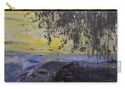 Fireflies Nocturne Carry-all Pouch