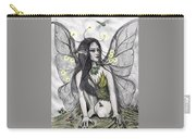 Firefly Faery Carry-all Pouch