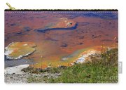 Firehole Lake Yellowstone National Park Carry-all Pouch