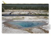 Firehole River And Pool Carry-all Pouch
