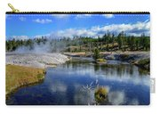 Firehole River Yellowstone Carry-all Pouch