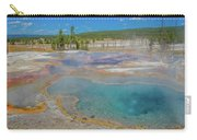 Firehole Spring Carry-all Pouch