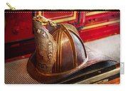 Fireman - Hat - Commander  Carry-all Pouch