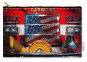 Fireman - I'll Put Your Fire Out Carry-all Pouch by Mike Savad