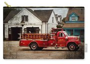 Fireman - Newark Fire Company Carry-all Pouch