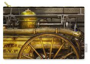 Fireman - Piano Engine - 1855  Carry-all Pouch by Mike Savad