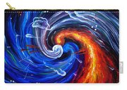 Firestorm Dancing With The Wind  Carry-all Pouch
