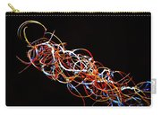 Fireweed Abstract  Carry-all Pouch